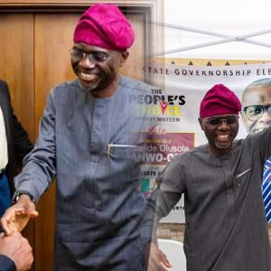 Lagos APC Chairman Declares Sanwo-Olu Winner Of APC Governorship Primary