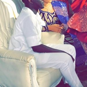 Tania Omotayo And Sumbo Traditionally Wedding Photos