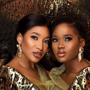 Reality Star, Cee-C And Nollywood Actress, Tonto Dikeh Stun In Photoshoot…
