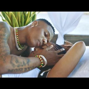 "Watch: Wizkid And Tiwa Savage Get Steamy And Romantic in ""Fever Video"" Nigerians React"