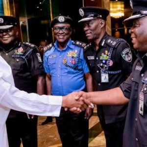President Buhari Approves New Salary Package For Police Officers
