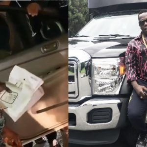 Video: Singer Duncan Mighty Surprises Widow With A Brand New Toyota Camry