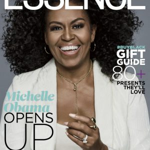 Michelle Obama Looking Stunning On The Cover Of Essence Magazine