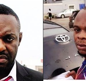 Nollywood Actor, Jim Iyke Terribly Blasts A Follower Who Said 'Uncle Old Age Don Dey Come Close'
