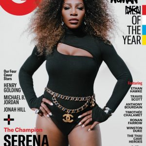 Serena Williams Crowned GQ Woman Of The Year