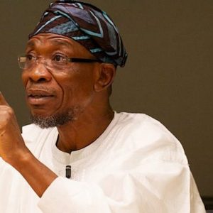 I Have Not Collected Salary Since I Became Governor For 8 Years, Says Aregbesola