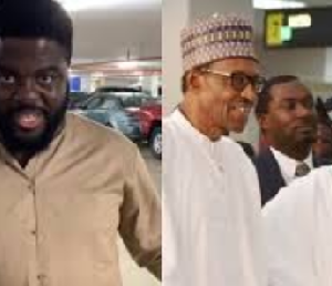 Aremu Afolayan APOLOGISES To Pres. Buhari, Gov., Ambode, Immigration Officers After Outburst