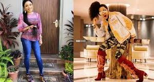 Bobrisky Gushes Over Denrele Edun, Says My Baby Always Slaying