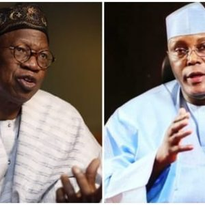 FG Cautious USA Of Granting Visa To Atiku