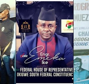 Emeka Ike Slams Several Followers Who Reacted To His Political Campaign Posts On Social Media