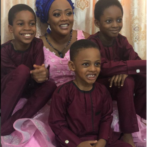 Adorable Photos Of Comedian Helen Paul, Her Husband And Their Children