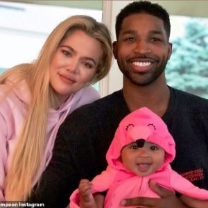 Photos: Khloe Kardashian And Tristan Shut Down Split Rumors With breath-Taking Halloween Portrait