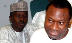 Alleged $3m Bribe: Femi Otedola Appears In Court, Insists Farouk Lawan Demanded Money