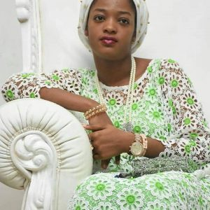Ooni Of Ife's Wife Olori Prophetess Naomi Beautiful New Photos