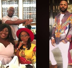 Photos + Video: Olamide, Falz, Toolz Oniru & Other Celebrities Mourn OAP Tosyn Bucknor Death