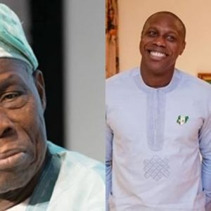 Obasanjo's Son Reveals Why He Is Supporting President Buhari