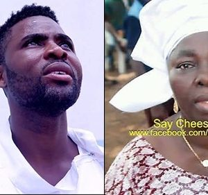 Photos: Yoruba Actor, Ibrahim Chatta Loses Mother, Buries Her Islamic Way