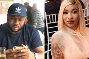 Actress Tonto Dikeh Spills Dirt On Her Ex-Husband, Churchil Olakunle Calls Him Fake Pot Of Stew