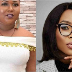 Ghanaian Actress, Xandy Kemel Accuses Benedicta Gafah Of Having Her Womb Removed