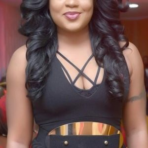 Photos: Nollywood Actress, Tayo Sobola Steps Out In BLACK