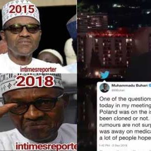 Video: Us TV Show Host, Jimmy Kemmel Jokes About President Buhari's Response To His Cloning Allegation