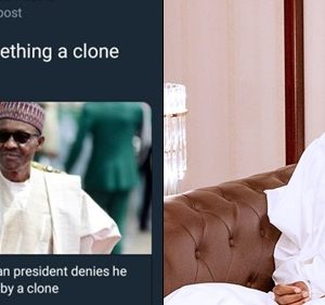 Washington Post Suggests President Buhari Is A Clone