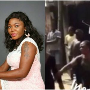 See Video: Yetunde Akilapa Arrested Again In Lagos