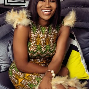 Nollywood Actress, Ebube Nwagbo Covers VL Magazine's December 2018 Issue