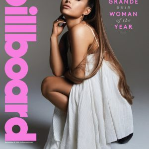 """I just Want To Be Happy And Make Music"" – Singer Ariana Grande Declares As She Is Crowned Billboard's ""Woman Of The Year 2018"""