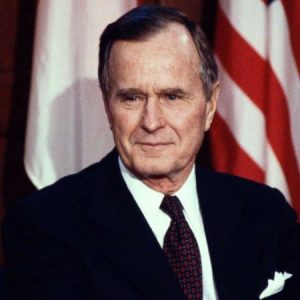 George Bush, 41st President, Dies At 94