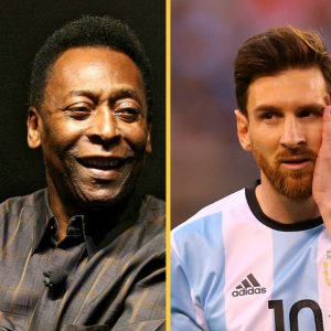 Lionel Messi Has Only One Skill, I Am Far Better, Says Brazil Legend Pele
