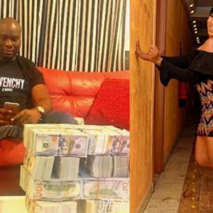 Nigerian Man, Mompha Calls Out Nollywood Actress, Charity Nnaji For Calling Him Stingy After Begging For Money
